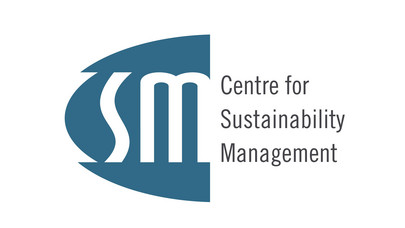 [Translate to Englisch:] Logo Centre for Sustanability Management (CSM)