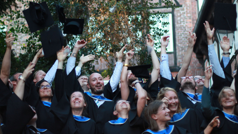 Fernstudium MBA Sustainability Management: Absolventen 2014
