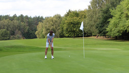 University Charity Golf Cup