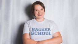 [Translate to Englisch:] Julia Freudenberg Hacker School