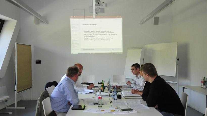2. DBB - Workshoparbeit