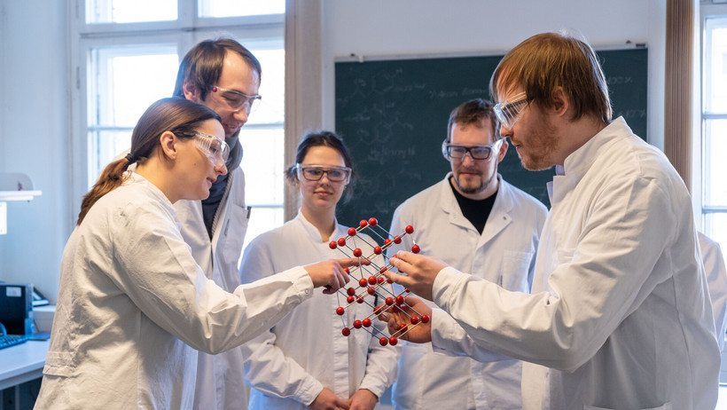 Professional Masters programme Sustainable Chemistry