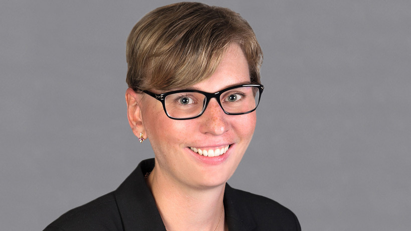 Sarah Kautscher, Absolventin LL.M. Corporate and Business Law
